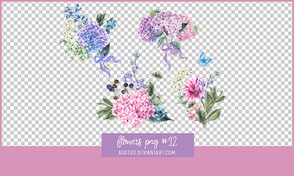 Flowers PNG #12 by AugT30