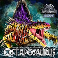 Ostaposaurus by wingzerox86