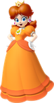 Princess Daisy: my version by mrbill6ishere