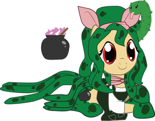 My Little Pepper with pickles by RM-Keyblade-Mistress