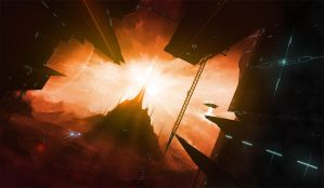 I saw the suns of Skyland by Aeon-Lux