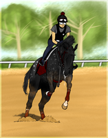 |WORKOUT| DEFILE THE NILE BREAKS HIS MAIDEN by anthrozoic