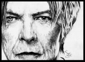 David Bowie - Never Get Old by KaileenaFarah