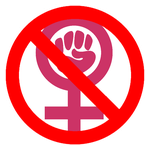 Anti Feminism. by DeltaUSA