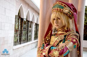 'Ion Fortuna' - Trinity Blood by EliotCosplay