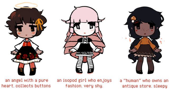 sketchy adopts (closed tysm) by seadrown