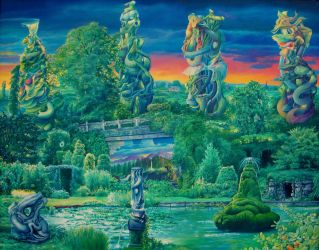 'The Gallery Gardens' by Tolkyes