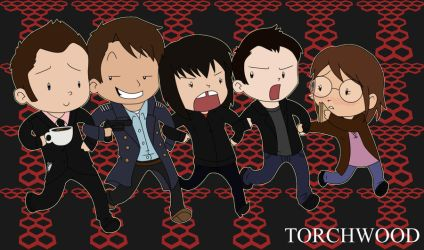 Torchwood by kittypretzels15