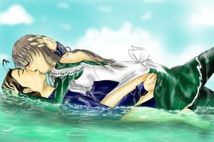 APH: Austria and Hungary - Ich liebe dich by EllenMarieCurie