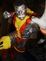 Colossus statue by force2reckon