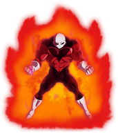 Jiren Chapter 40 Powered up 2 by SD8bit