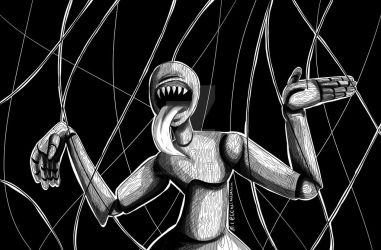 marionette by GGArtandDrawing