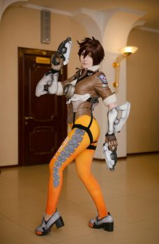 Tracer is here by LinaliaVII