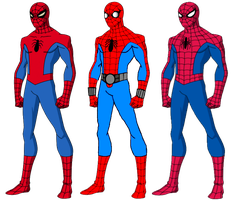 Spidermen: Classic: 1960s to 1994 by FrostTheHobidon