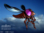 MOTH from LEXX by Prankly