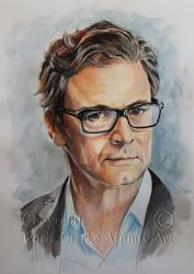 Colin Firth - Kingsmen by Harmony1965