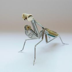 Watch Parts Mantis No 46 by AMechanicalMind