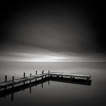 Dark Jetty by Eukendei