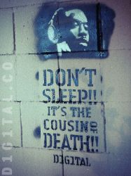 The Cousin of Death by d1g1talco