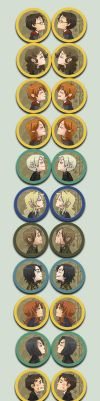 Kissing HP buttons by oneoftwo