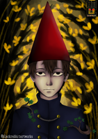 Wirt - Over the Garden Wall by blackrabbitartworks