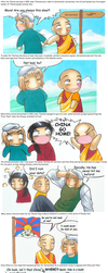APH: Switzerland and Tibet by Cadaska