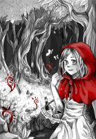 Little Red Riding Hood by Simsamy130