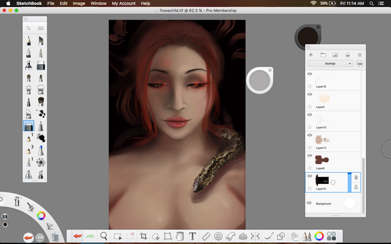 WIP by RaeCabaret