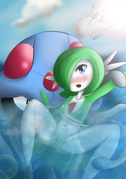 Gardevoir by SuperSmexy