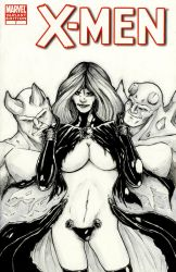 Commission : Goblin Queen by ThomasBlakeArtist