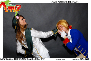 APH - France and Hungary by AHu-PL
