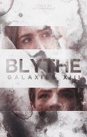 Wattpad Cover 08 | Blythe by lottesgraphics