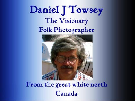 Daniel J Towsey The Visionary by danieltowsey