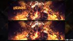 God Staff Jax - Twitter and Twitch Header by LoL-Overlay
