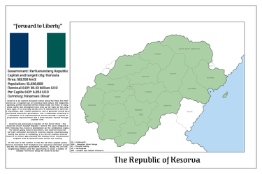 2000 - The Republic of Kesorva by TerranTechnocrat
