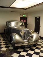 Forties car by Cat-in-the-Stock