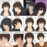 PN: Ra's Expression Meme by zeits