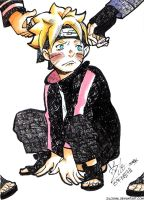 Boruto by ziloDMK