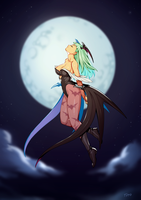 Midair at Midnight by OptionalTypo