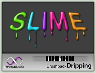Brushpack - Dripping by PerpetualStudios
