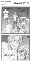 USxUK [comic strip] Revenge (Part 2) by sailor-luna14