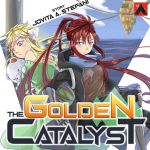 The Golden Catalyst - LN Cover by Ernestalice15
