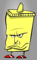Mean Mr. Mustard by zevahcproductions