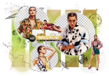 Pack Png 1872 // Bella Hadid by ExoticPngs
