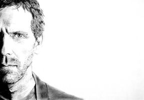 Hugh Laurie by rorymac666