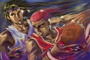 Slam Dunk by Wilustra
