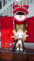 Happy Year of the Monkey by Amber2002161