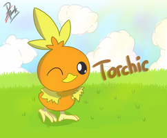 Pokemon Torchic