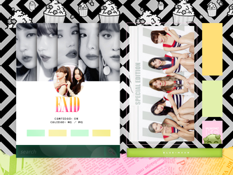EXID | UP AND DOWN JAPAN | PHOTOPACK by KoreanGallery