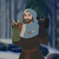 The Banner Saga: Off the Beaten Path - Puppeteer by EternalAnomaly